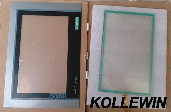 New Touch Glass+ Protective Film for 6AV2124-0JC01-0AX0 SIMATIC HMI TP900 9 touch panel 6AV2 124-0JC01-0AX0 6AV21240JC010AX0 6av2 144 8mc10 0aa0 touch glass with film