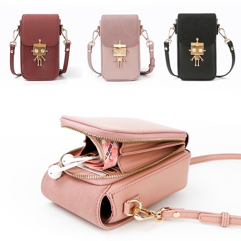 Design Women Handbags Korean Mini Bag