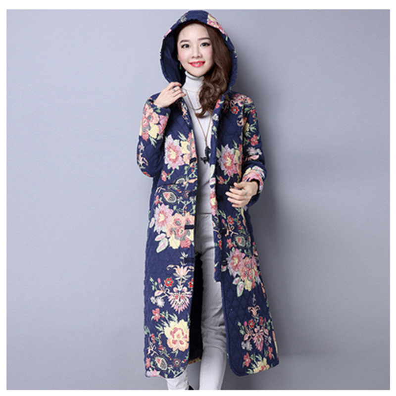Autumn Winter Maternity Coat Parkas Korean Fashion Pregnant Women Cotton Trench Outerwear Long Coats Jacket for Pregnancy E664 цены онлайн