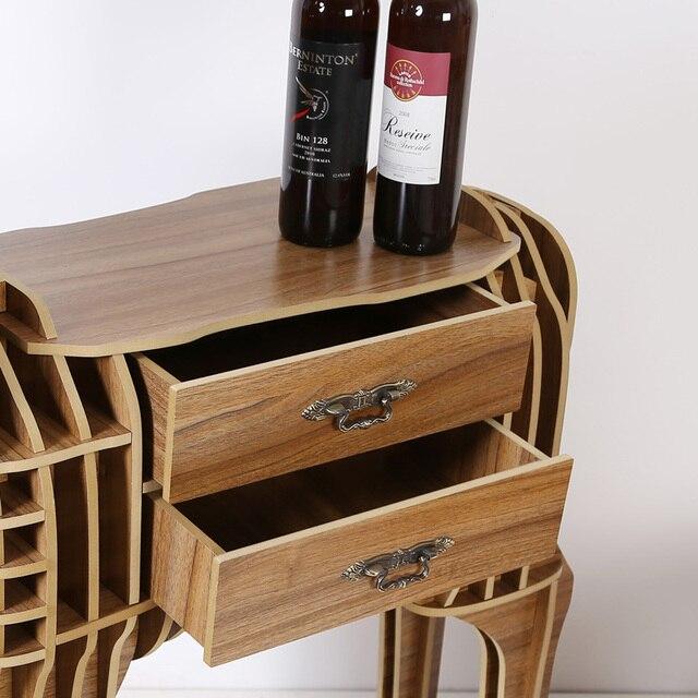 wood craft deer desk deer coffee table wooden home furniture FSC-certified Europe style wooden
