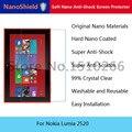 Нанощит Мягкая Нано Анти-Шок Протектор Экрана Мобильного Телефона Защитная Пленка Для Nokia Lumia 2520 С Розничной Упаковке