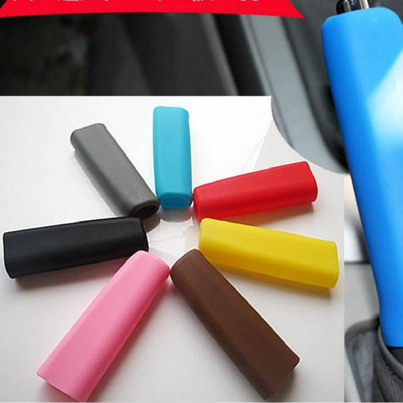 Silica Gel Universal For Car Handbrake Sleeve Handbrake Grip Handbrake Cover Hand Brake Cover Blue Black Red Gray Pink Yellow