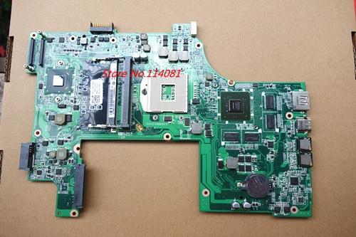 High quanlity Laptop Motherboard Fit For DELL 3750 V3750 DAV03AMB8E0 CN-01TN63 1TN63 Mother board эра ecsa 3750