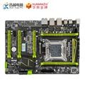 HUANAN ZHI X79 PLUS Motherboard X79 Für Intel LGA 2011 E5 2660V2 2680V2 DDR3 1333/1600/1866 MHz 64 GB M.2 PCI-E NVME ATX Mainboard