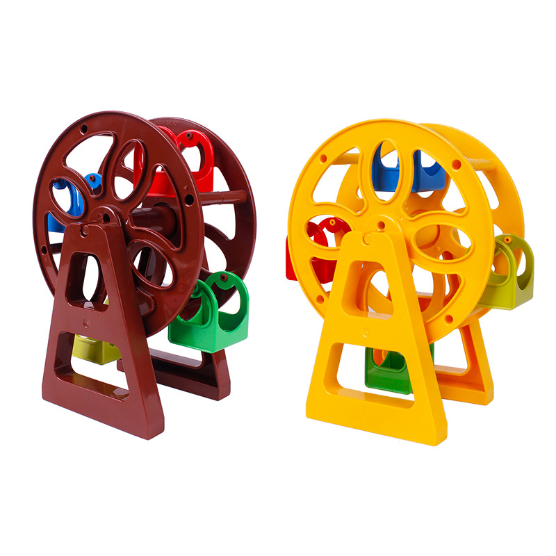 Ferris wheel Original Big size Building Blocks Base Bricks Accessories Assembly Compatible With Duplo kid Creative DIY Toys gift new big size 40 40cm blocks diy baseplate 50 50 dots diy small bricks building blocks base plate green grey blue