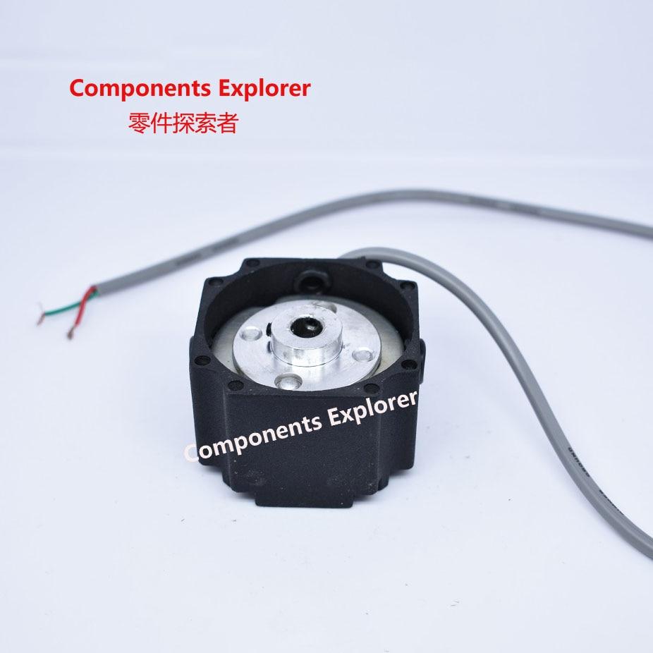 Nema23 24v stepper motor braker 57 square Braker цена