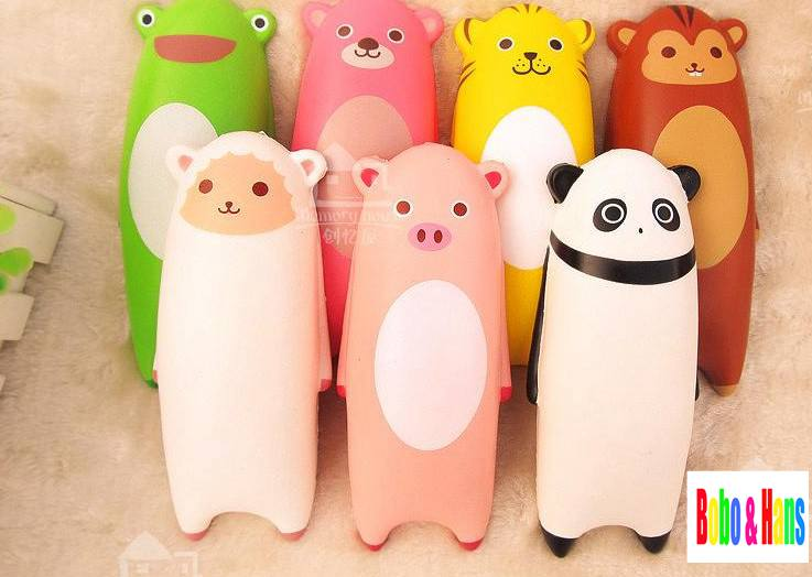New Cute cartoon animals Bread / squishy Wrist Pad / Wholesale