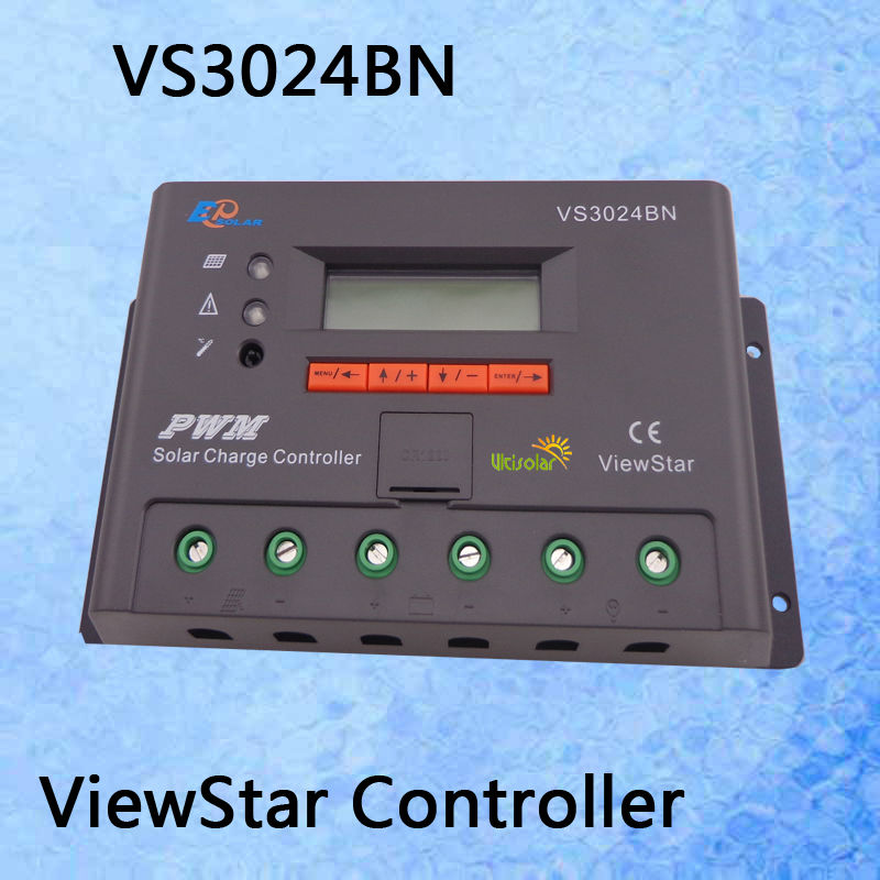 VS3024BN New PWM Controller Network Access Computer Control can connect with MT50 for communication  vs4548bn 45a 24 48v auto pwm controller network access computer control can connect with mt50 for communication