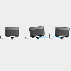 Image 5 - XGIMI X duvar braketi açı ayarlanabilir XGIMI projektör aksesuarları duvar askılı destek için H1/ Z4 Aurora / CC Aurora projektörler