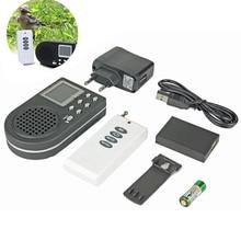 Охота Птица звонящий Molle MP3 плеер манок звук громкий динамик животное поющее устройство усилитель беспроводной/без дистанционного управления