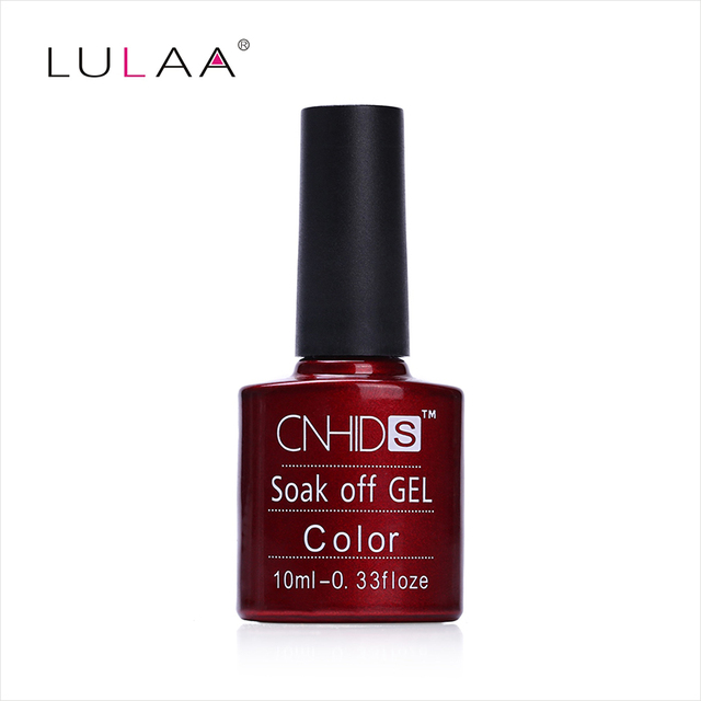Nail Gel Polish UV&LED Shining Colorful 132 Colors10ML Long lasting soak off Varnish Cheap ManicureNail Polish&stamp Nail Polish
