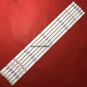 Image 3 - New 10set=20pcs 5LEDs 590mm LED strip for LG TV 32LH510B 32LH51_HD S SSC_32INCH_HD LGE_WICOP_SVL320AL5 Innotek direct 32inch CSP