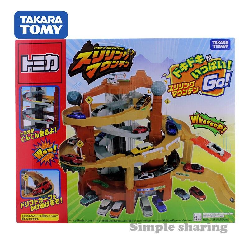 takara tomy tomica carro eletrico com pista 04
