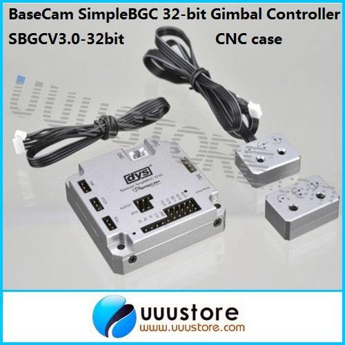 DYS BaseCam SimpleBGC 32-bit Gimbal Controller SBGCV3.0-32bit (CNC case) | official version good quality professional remington hair straightener s8590 keratin therapy digital straightener with smart sensor eu us plug