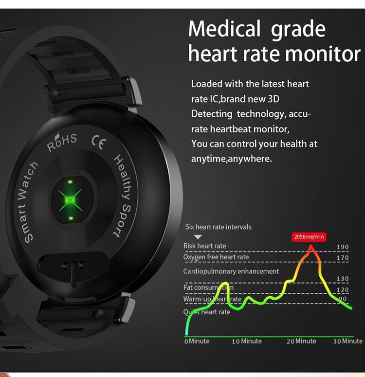Fitness Bracelet Smart Tracker
