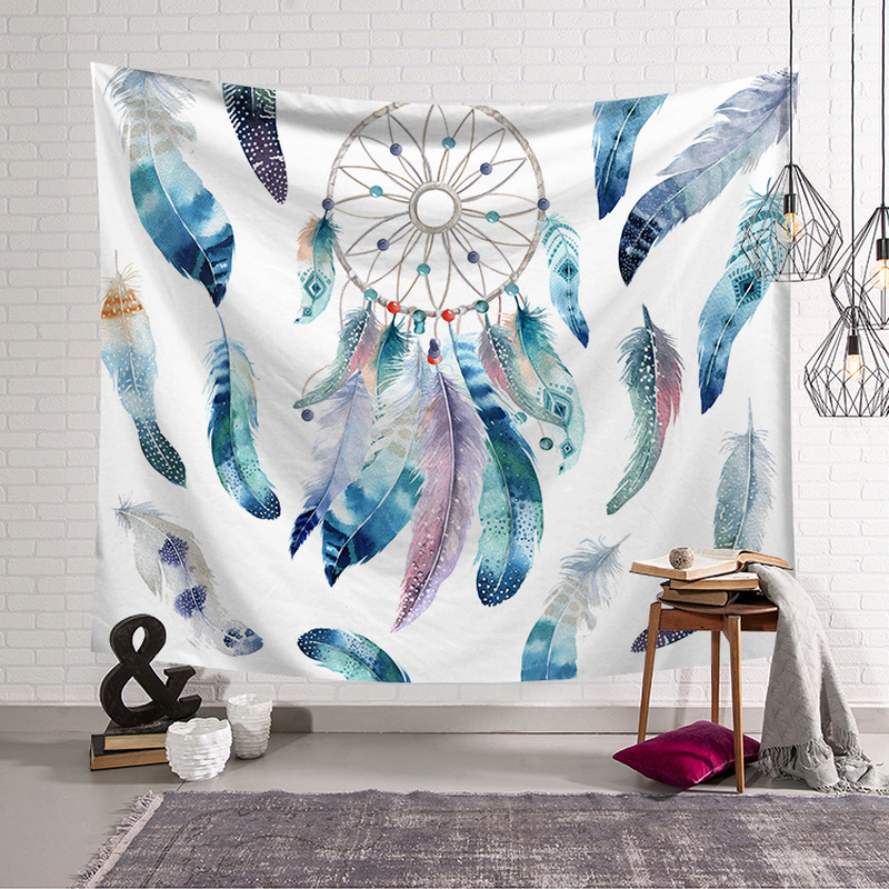 Large Hanging Wall Tapestry
