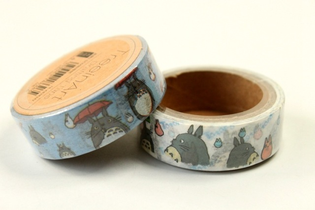 Totoro Decorative Tape