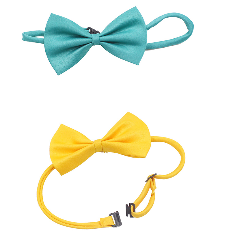 20pcs Pure cloth Recommend Dog Collar Dogs Accessories Multicolor Select Dog Tie Puppy Cats Pet Toys Tie Necktie Pet Supplies in Dog Accessories from Home Garden