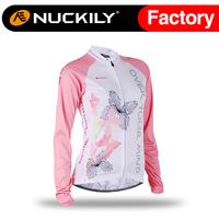 Nuckily Women S Winter Custom Clothing Quicker Wholesale China Bikes Cycling Uniform Designs Clothes GE003