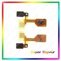 Garantia botão de energia botão de energia para htc one mini m4 601e Interruptor On Off Ribbon Cable Flex Peças de Reparo Completo Pista NENHUMA.