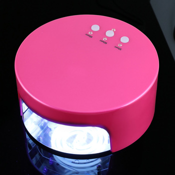 Cappucci Nail Dryer 36W UV LED lamp Nail for Gel Nail Polish With 30s/60s/90s Timer and Auto Sensor