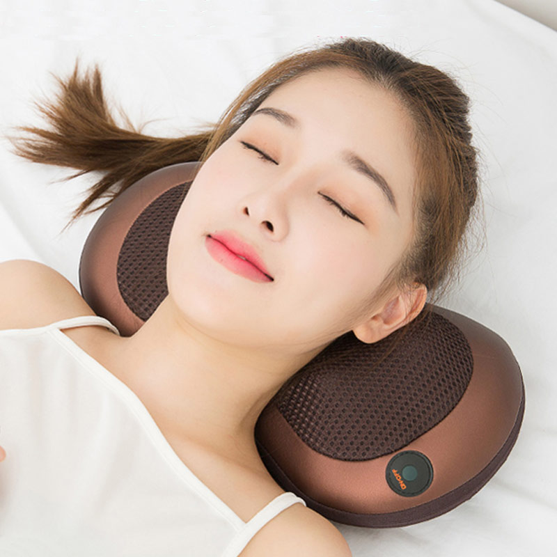 cellulite electrical shiatsu back neck shoulder massager and 4d kneading body spa with infrared heating