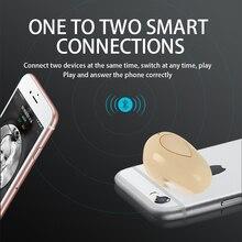 S520 Mini Wireless Bluetooth Earphone Sport earphones In-Ear V4.1 With Microphone Stereo Earbud PK S530