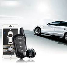 For Bmw Remote Start Smartphone Car Key Auto Keyless Entry System Alarm PKE Stop Central Locking