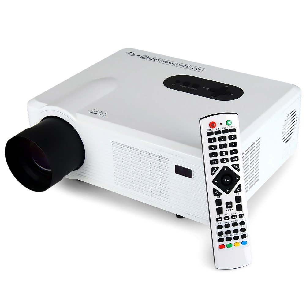 Original Cl720 Led Projector 3000 Lumens 1280 X 800: Original CL720 LED Projector 3000 Lumens 1280*800 HD