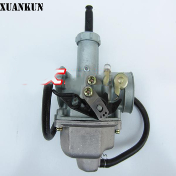 XUANKUN CG150 200 Crossing The Beach Cattle Motorcycle Accessories Carburetor Modified PZ27 Hand Throttle Carburetor