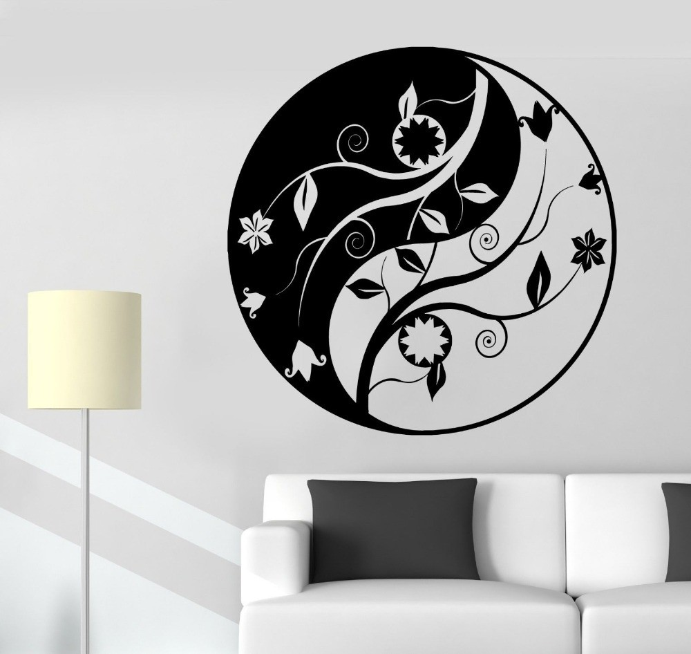 Mandala-Wall-Sticker-Home-Decal-Buddha-Yin-Yang-Floral-Yoga-Meditation-Vinyl-Decal-Wall-Art-Mural (4)
