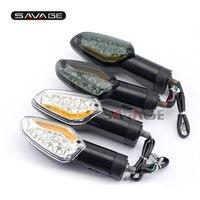 Для HONDA CBR250R 2011-2015  CBR300R CB300F 2014-2017 передний/задний светодиодный индикатор поворота светильник мигалка лампа мотоцикла
