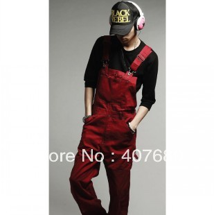 Spring Free Shipping Men 39 S Casual Bib Pants Harem Pants