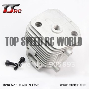 30.5CC cylinder for baja 5B ,5T+Free shipping!!!(TS-H67003-3)+Retail/wholesale 5t highway road wheel set for 1 5 hpi baja 5t parts ts h85096 wholesale and retail free shipping