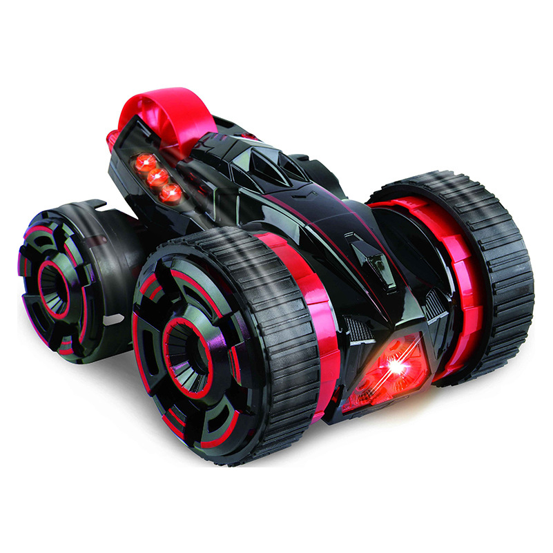 Rc car creative rc stune car remote control toys 5 wheels stunt cars mkb skill remote