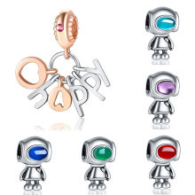Fit Pandora Charms Plata De Ley (China)