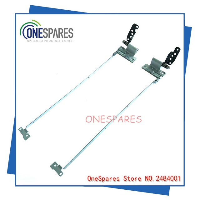 Do laptop original led lcd dobradiças para asus n56 n56dp n56dp-dh11 n56dy n56v n56vb n56vj n56vm n56vj-s4042h left & right dobradiça