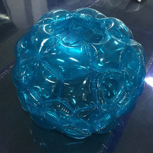 4pcs 0 9m PVC Inflatable Body Zorb Ball Bumper Ball for children Bubble Soccer Bubble font