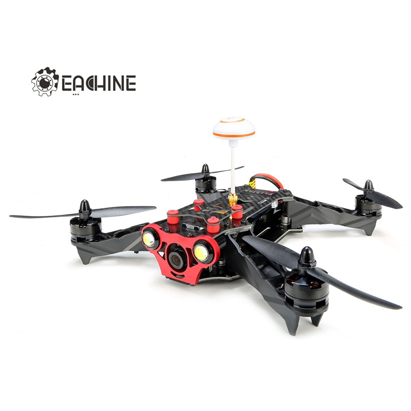 2016 High Quality Eachine Racer 250 FPV Drone Built in 5 8G Transmitter OSD With HD