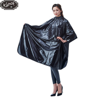 Salon Professional Hair Styling Cape,Adult Hair Cutting Coloring Waterproof Cape Hairdresser Wai Cloth Hairdressing Capes