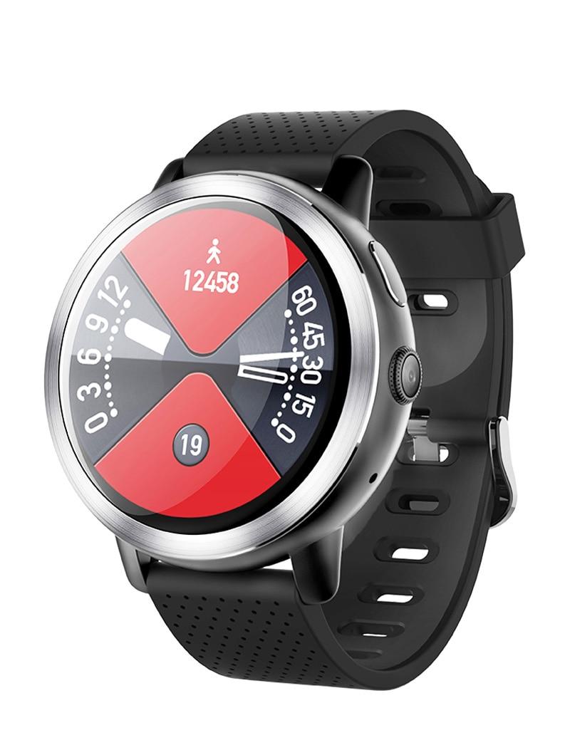 LEMFO LEM8 4G Smart Watch Android 7.1.1 GPS Smartwatch Men 2GB 16GB 580Mah Battery 1.39 Inch AMOLED Screen Sport Watch 21