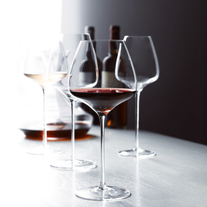 Высококачественный Хрустальный бордовый красное вино, Кубок для шампанского, бокал, тюльпан, Коктейльная стеклянная чашка для свадебной ве...