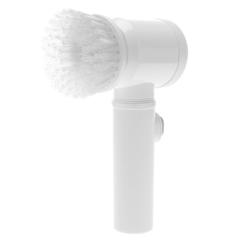 5 in 1 Handheld Portable cordless scrubber Electric Cleaning Brush for Bathroom Tile Tub Kitchen Washing Tool