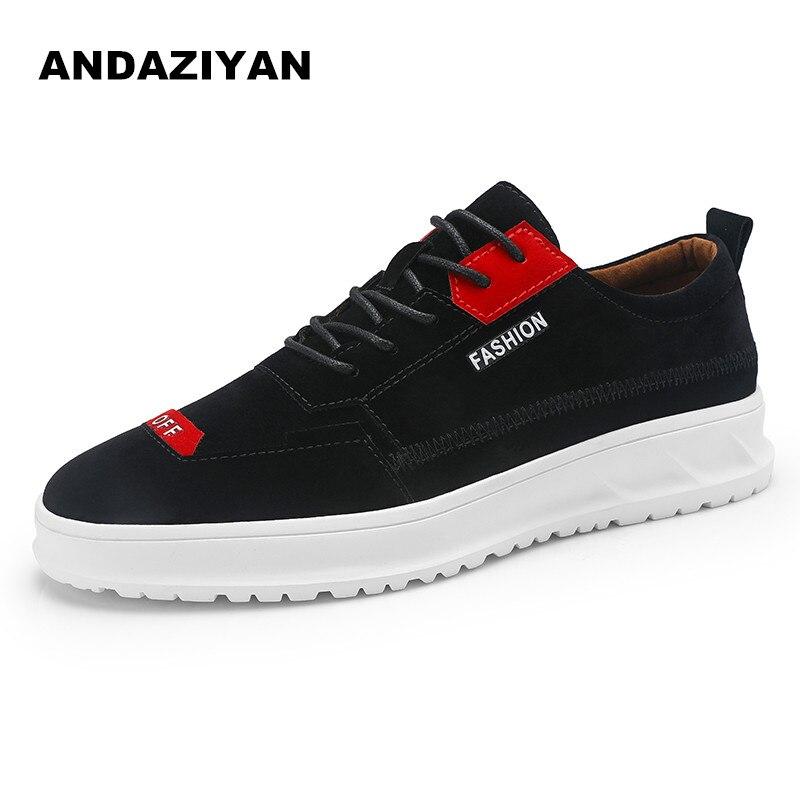 light deslizamento Sapatos Brown Homens cinza Livre Dos Ar Coreano Preto Ao Não Wearable Moda 1zTqddnP
