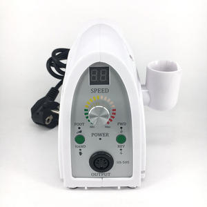 Image 3 - New 35000RPM Electric Nail Drill Machine File Kit Bits Manicure Pedicure Kits Nail Drill Machine With LCD Display
