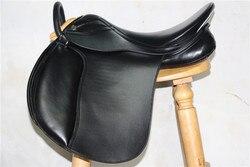 Aoud Zadel Paardrijden Zadel Training Zadel PVC Toeristische Zadel Met Handvat Voor Persoon Veiligheid Comfortabel Zadel