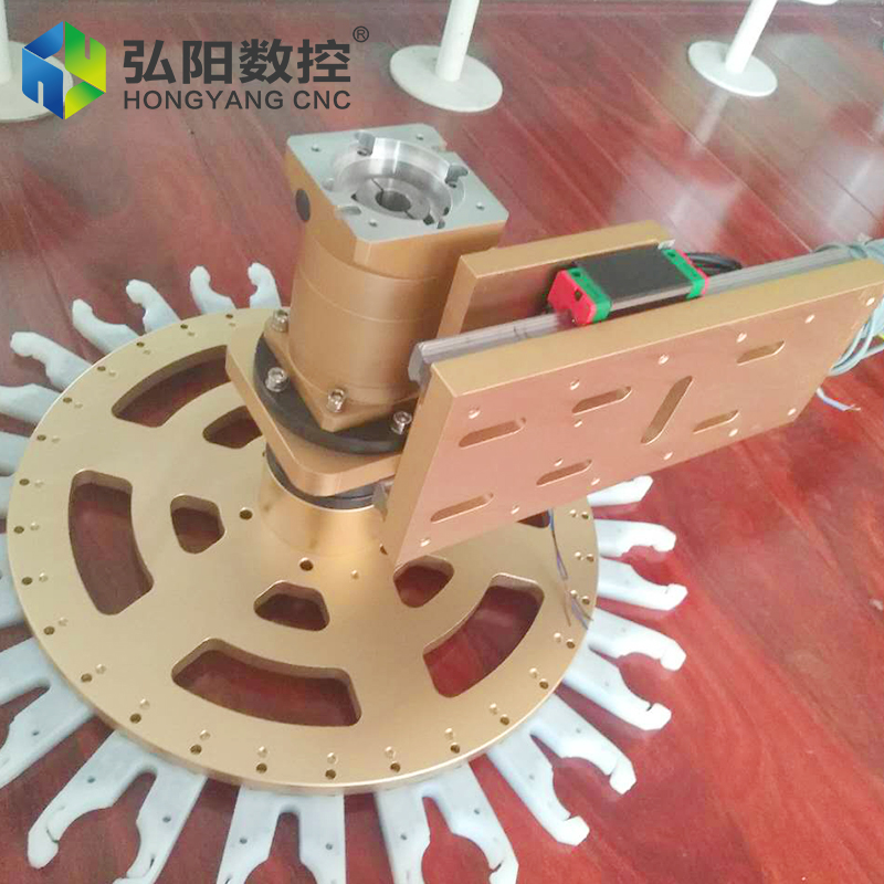 Engraving Machine Tool Magazine Automatic Tool Change Carpentry Spindle Cutter CNC Machining Spindle Tool Holder Knife Holder
