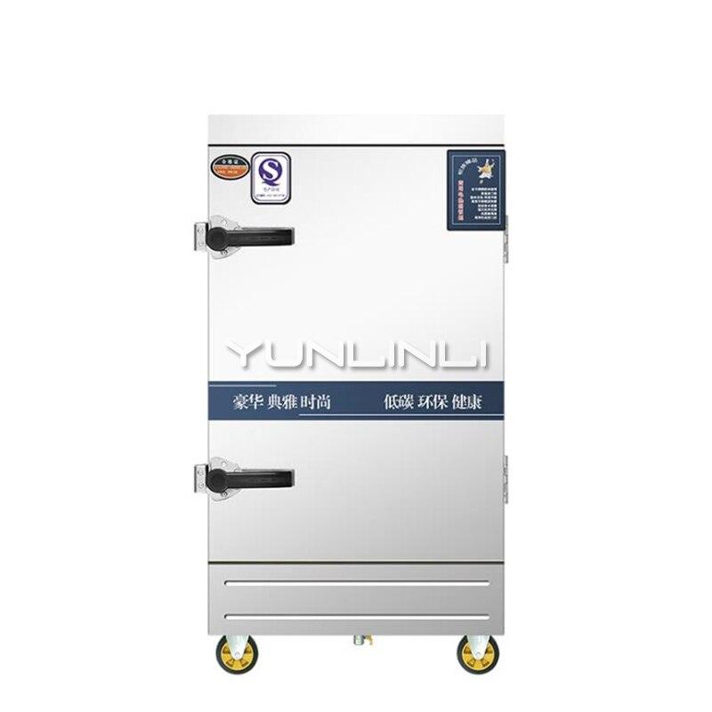 Коммерческий Электрический паровой шкаф электрическая рисоварка большой емкости пищевой паровой шкаф