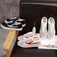 Travel Shoes Skateboarding Street Pictures Students Version Canvas Shoes For Women Ulzzang Harbin Han Fan Joker Sports Shoes Etc
