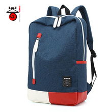2018 Preppy Senkey Style Canvas Men's Backpack Fashion Casual Women Rucksack Mochila Student School Bag For Male Famous Brands